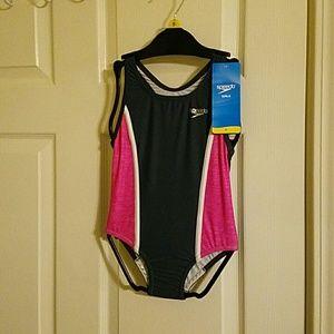 Speedo Little Girls Swimsuit